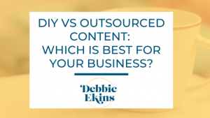 diy vs outsourced